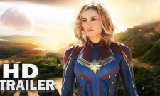 First Captain Marvel Trailer Introduces The MCU's Most Powerful Hero