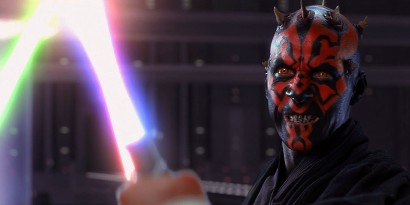 Lucasfilm Releases Official Photos Of Solo: A Star Wars Story's Darth Maul