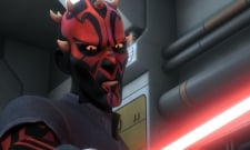 Dave Filoni Teases Star Wars: The Clone Wars' Return With Darth Maul Photo