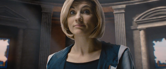 Doctor Who Fans React To The New TARDIS, And They're Divided