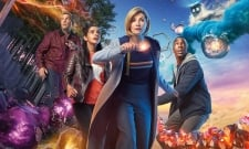 New Doctor Who Photos Reveal The Thirteenth Doctor's TARDIS