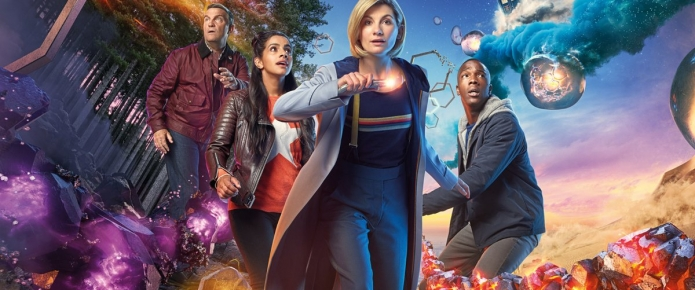 New Doctor Who Synopsis Teases A Spider Invasion In Upcoming Episode