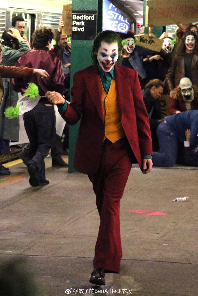 New Theory Suggests Joaquin Phoenix Isn't Playing The Real Joker