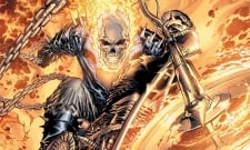 Fiery Fan Art Imagines Norman Reedus As The Next Ghost Rider