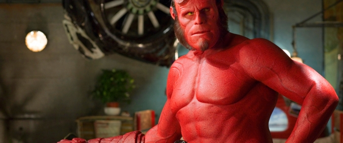 Ron Perlman Says He's At Peace About The Upcoming Hellboy Reboot
