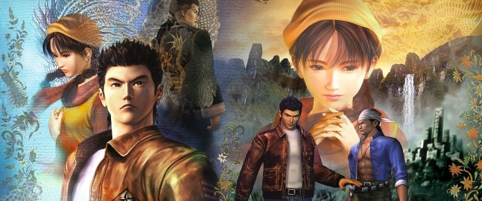 Shenmue I & II Review
