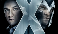 Professor X And Magneto Reunite In X-Men: Dark Phoenix Set Pics
