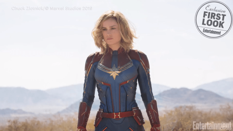 Captain Marvel's Brie Larson Teases Internet-Breaking News for Tomorrow