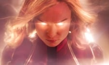 New Captain Marvel Synopsis Teases A Galactic War Coming To Earth