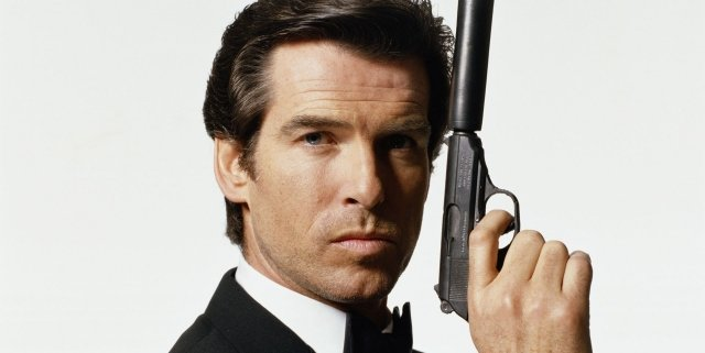 James Bond Brosnan