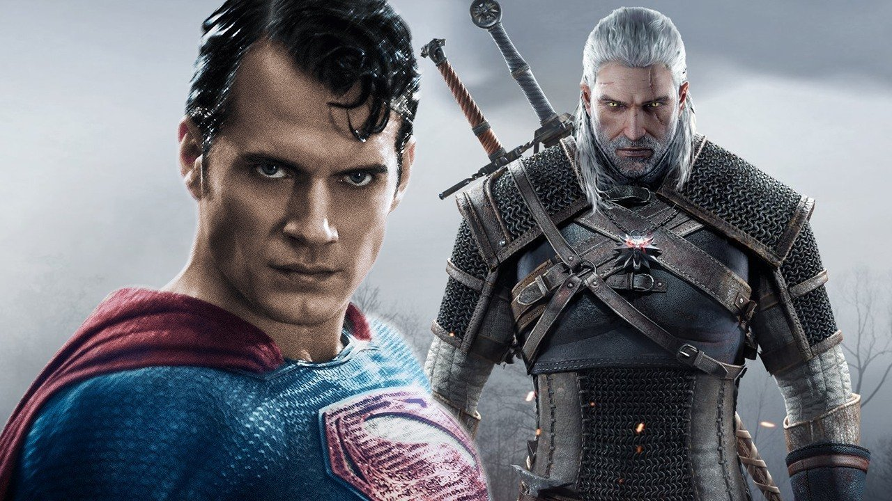 Witcher Henry Cavill