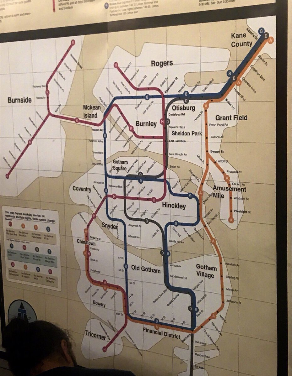 Arkham Knight Subway Map.New Joker Set Pic Reveals Tons Of Cool Batman Easter Eggs