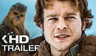New Solo: A Star Wars Story Deleted Scene Finds Han On Trial