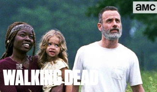 The Walking Dead Revealed An Unexpected New Child Last Night