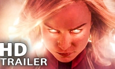 MCU Stars React To The First Captain Marvel Trailer