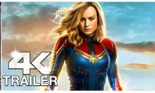 Brie Larson Had The Perfect Reaction To The Captain Marvel Trailer