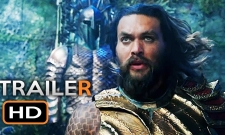 New Aquaman Trailer Teases Battles Above And Below The Surface