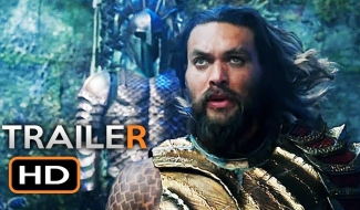Dazzling New 5-Minute-Long Aquaman Trailer Swims Online