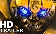 Decepticons Battle Optimus Prime In New Bumblebee Trailer