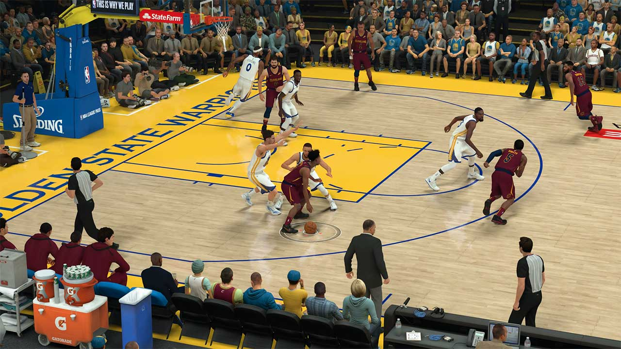 NBA 2K19 Review - The Best In The Game Stays Winning