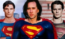 Nicolas Cage Praises Henry Cavill's Superman, Says What He Wants To See Next