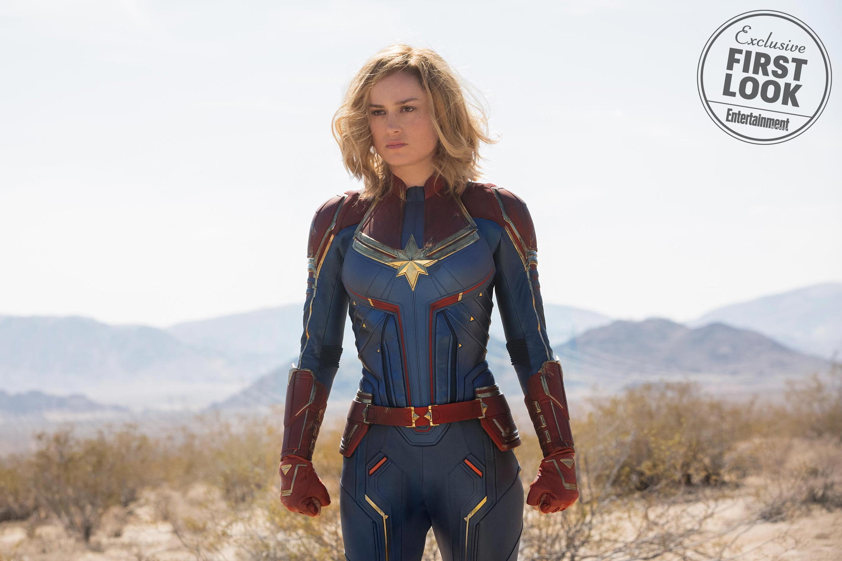 The New 'Captain Marvel' Trailer Is Here And It's Insane