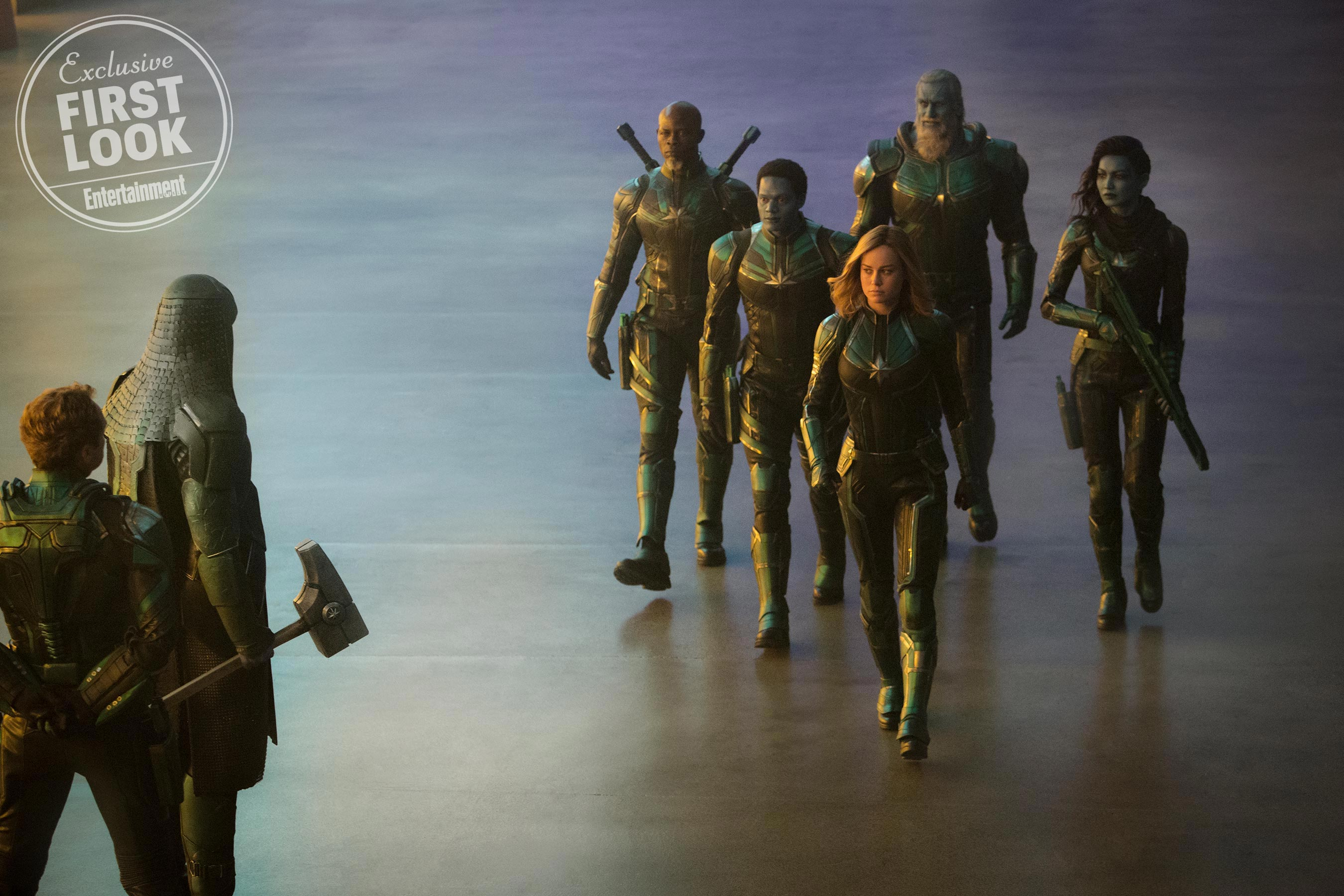 Kevin Feige promises more female-led films from Marvel Studios