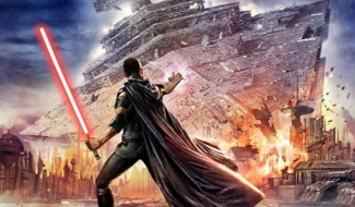 Star Wars: The Force Unleashed Art Imagines What An Old Starkiller Would Look Like