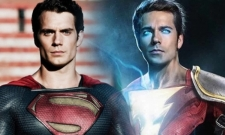 Shazam! Star Zachary Levi Says Henry Cavill Is Still Superman