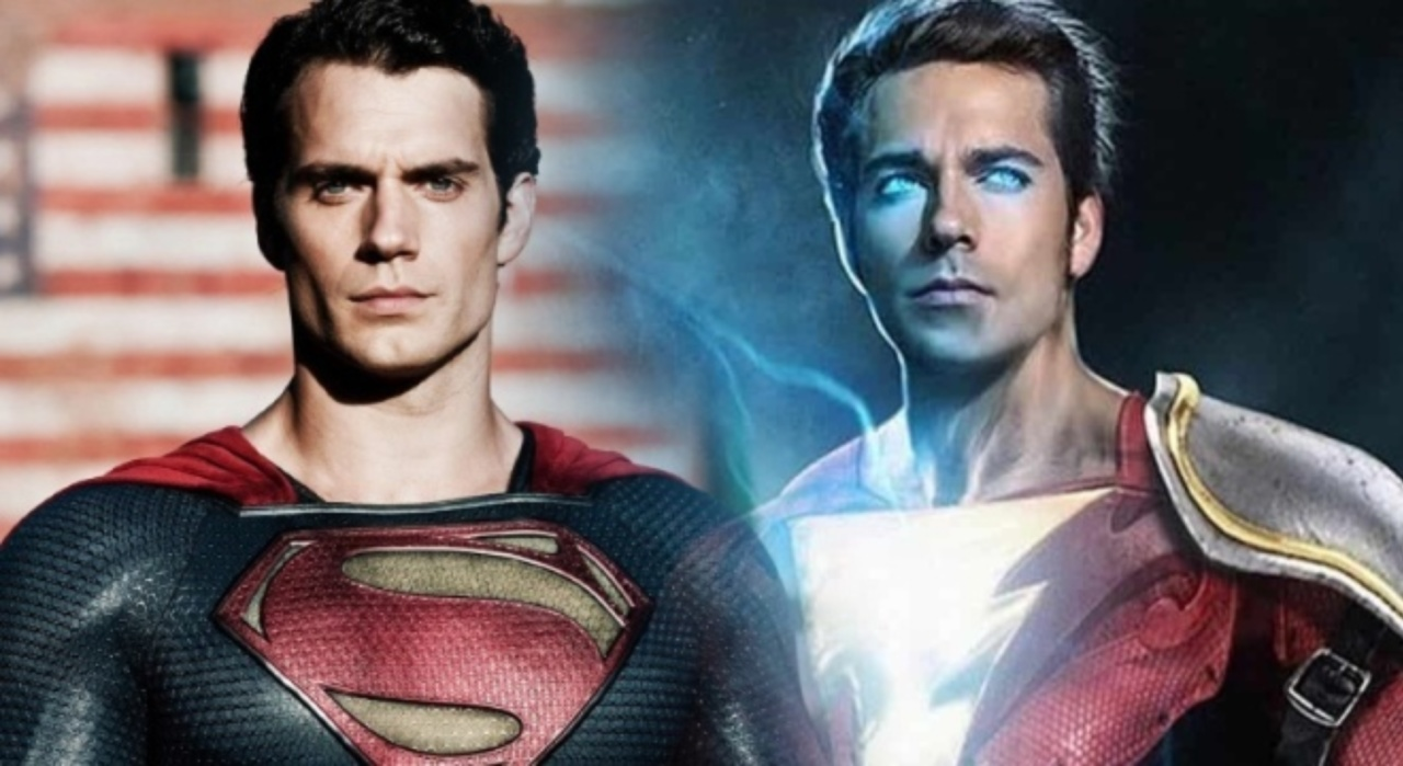 Henry Cavill's Superman Might Appear in Shazam' With Zachary Levi: Report