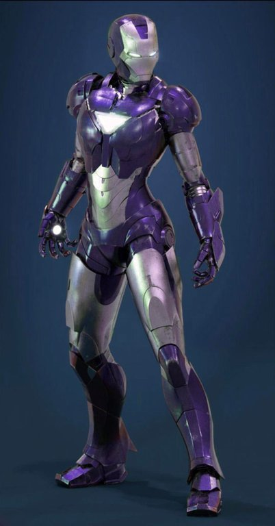 heres what pepper potts full rescue armor may look like