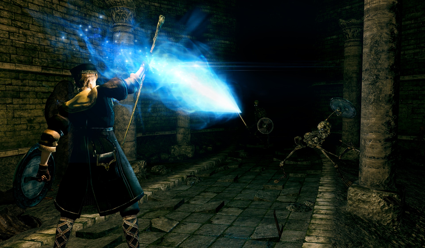 Dark Souls Switch Screenshot