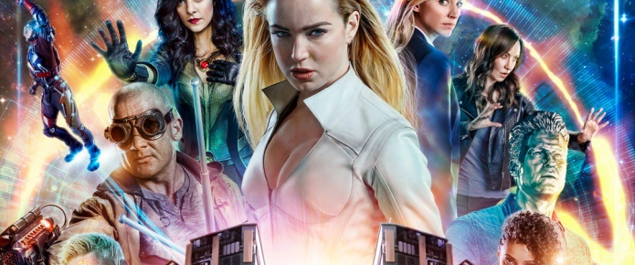 Legends Of Tomorrow Season 5 Photos Tease The Calm Before The Storm