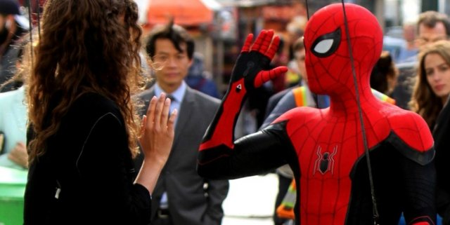 Spider-Man: Far From Home Pic