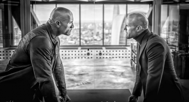 Jason Statham Says X-Rated Scenes Were Cut From Hobbs & Shaw