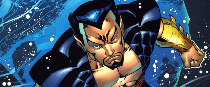 Walking Dead Star Reportedly Being Eyed To Play The MCU's Namor