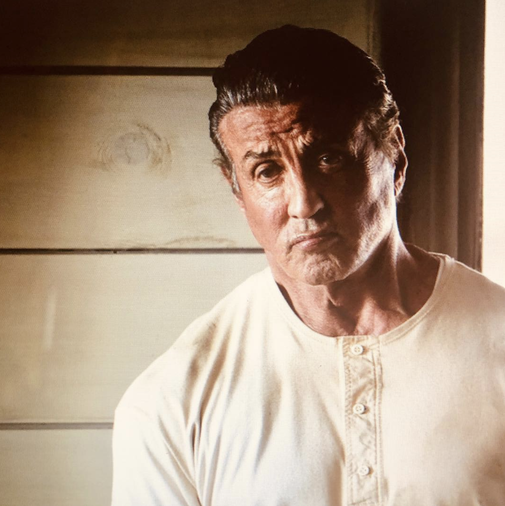 Sylvester Stallone Shares New Rambo 5 Set Photos And First Video