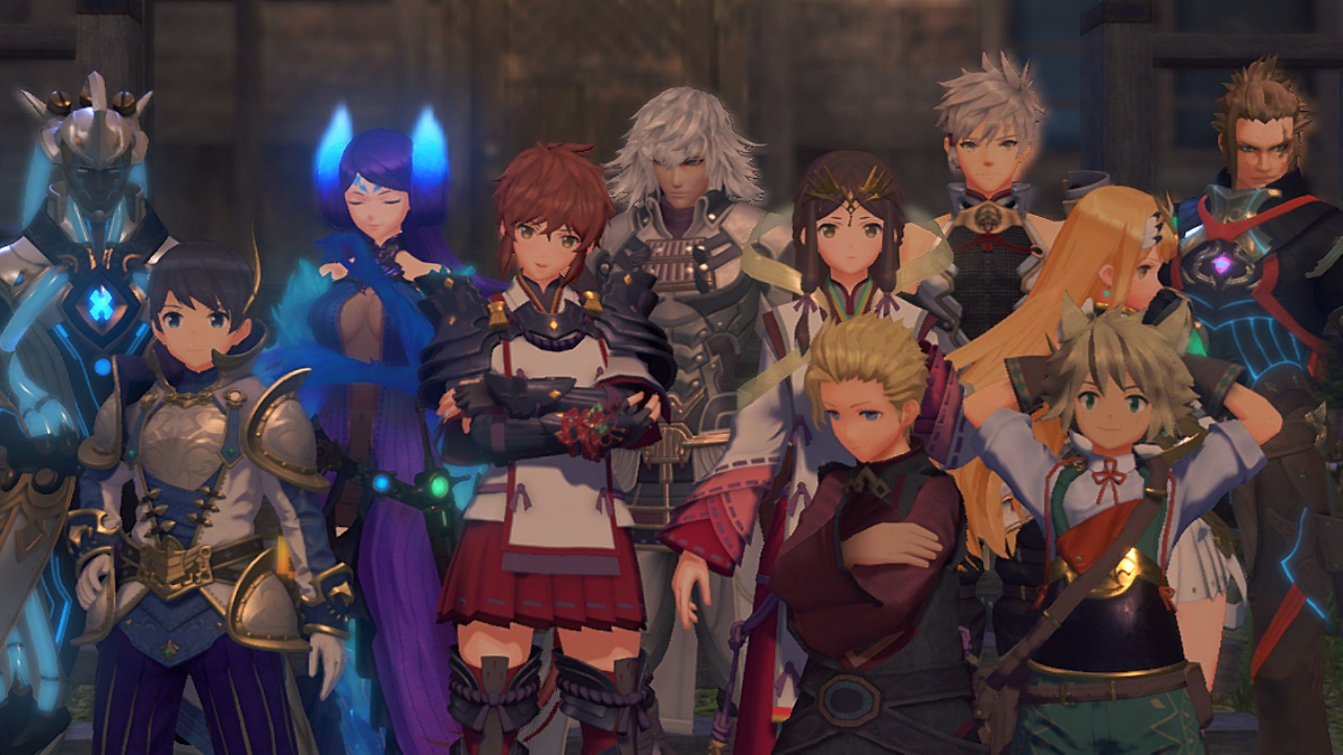Xenoblade Chronicles 2 Torna The Golden Country Screenshot