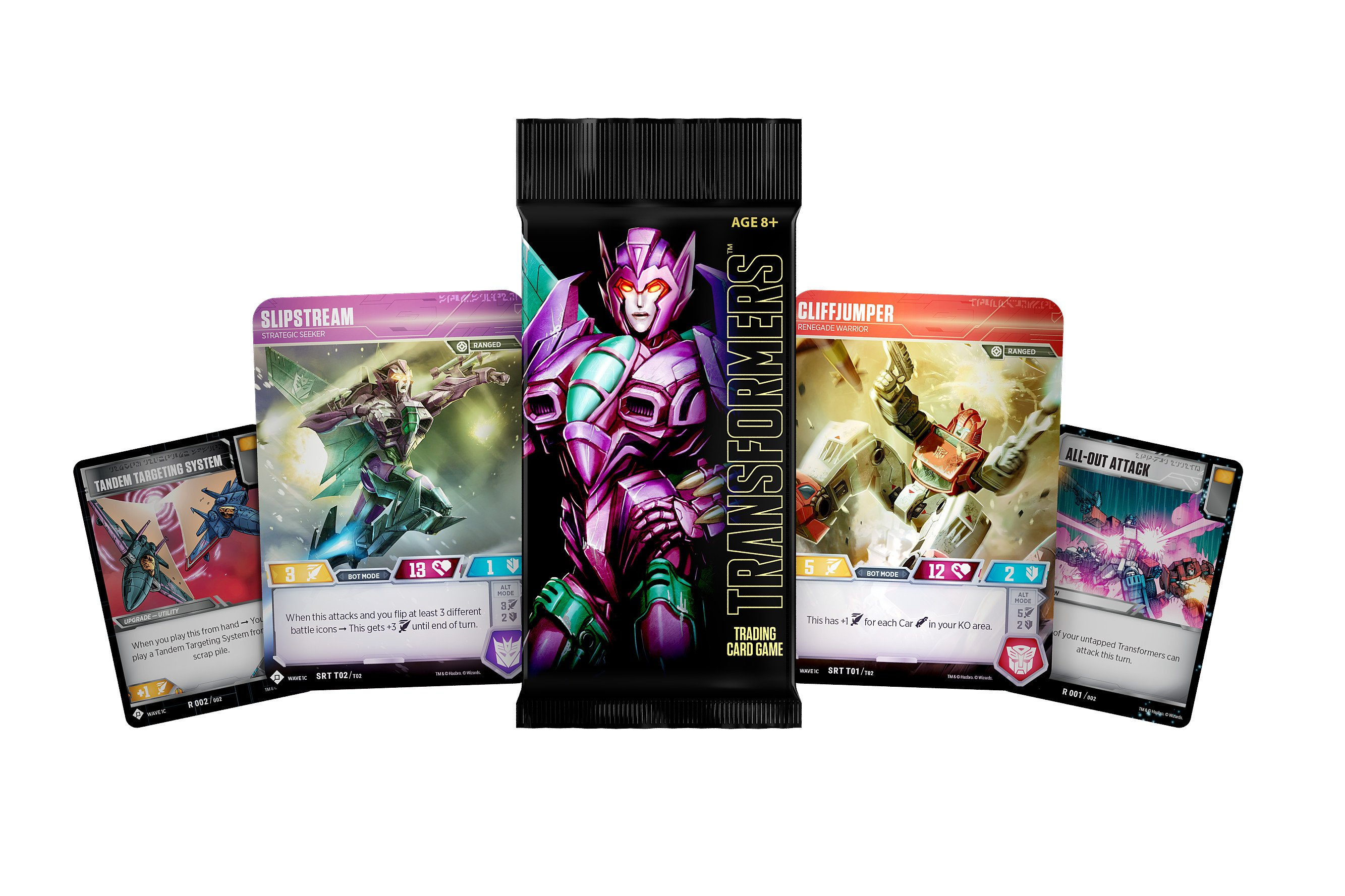 Transformers TCG Review