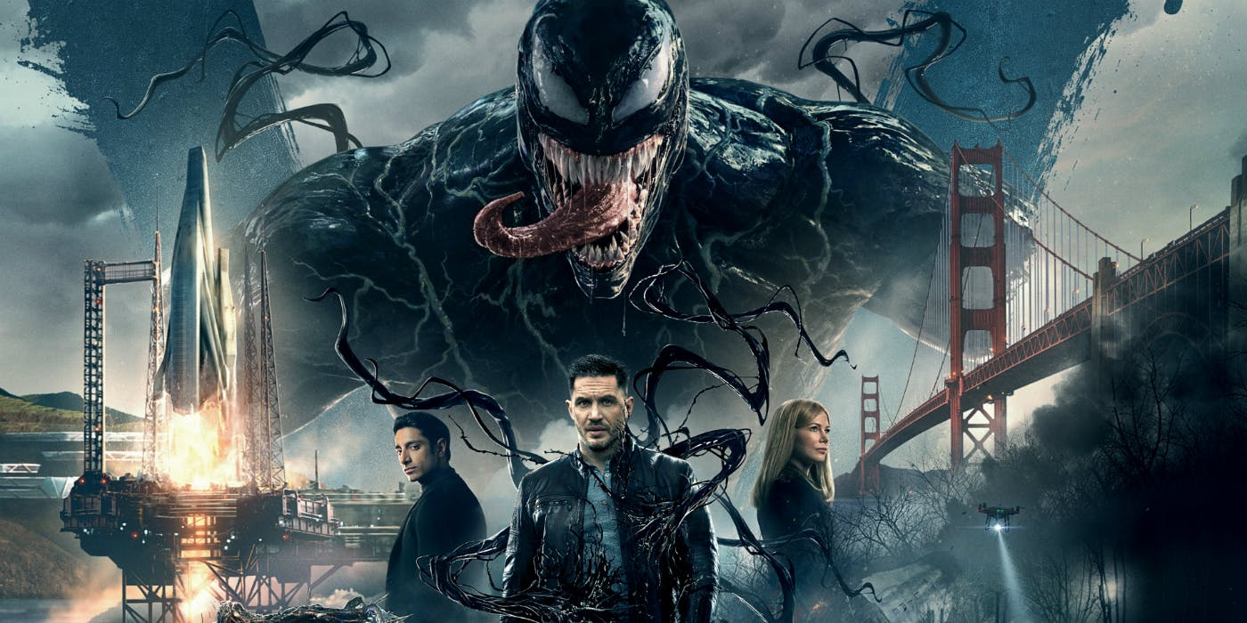Venom Projected To Win Second Straight Weekend At Box Office