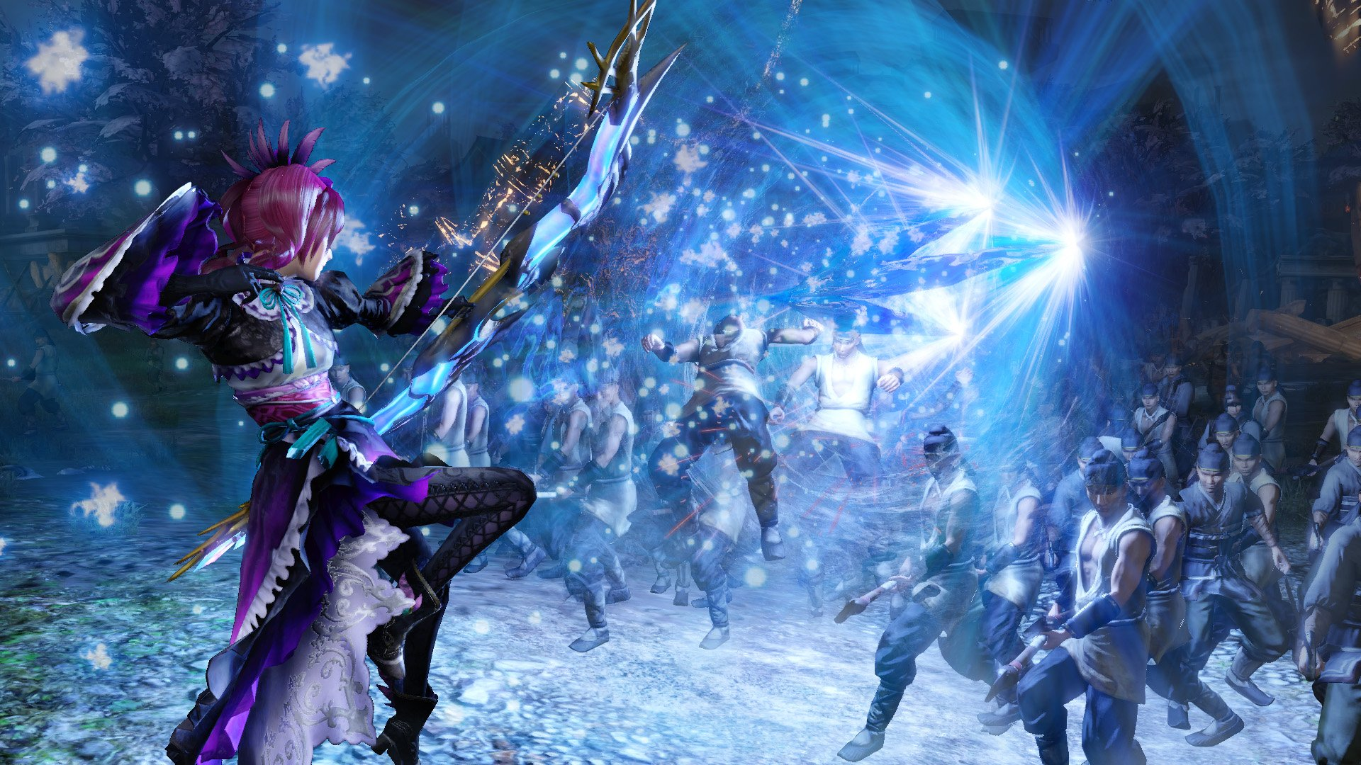 Warriors Orochi 4 Review A Return To Glory We Got This