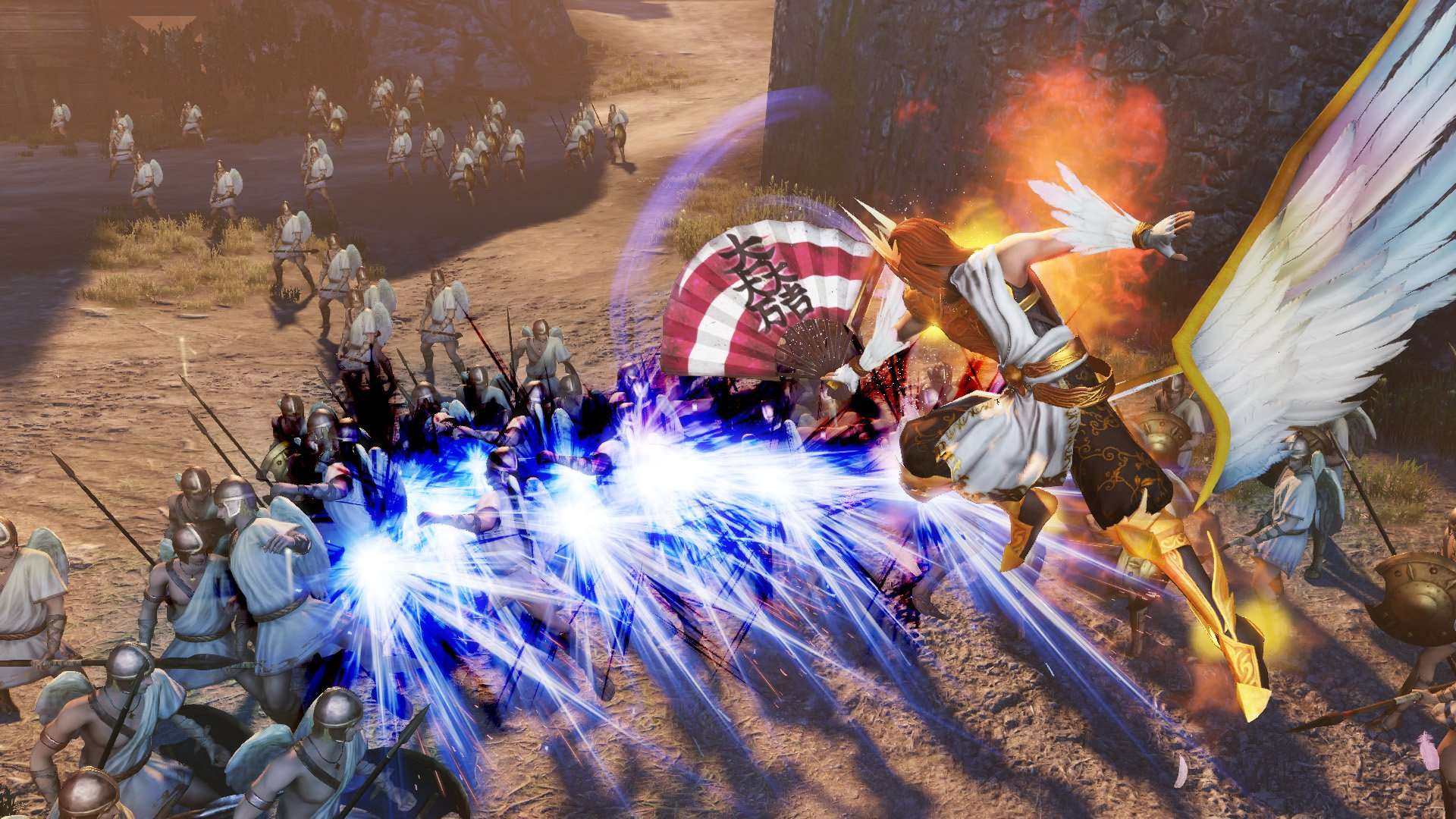 Warriors Orochi 4 Screenshot 9