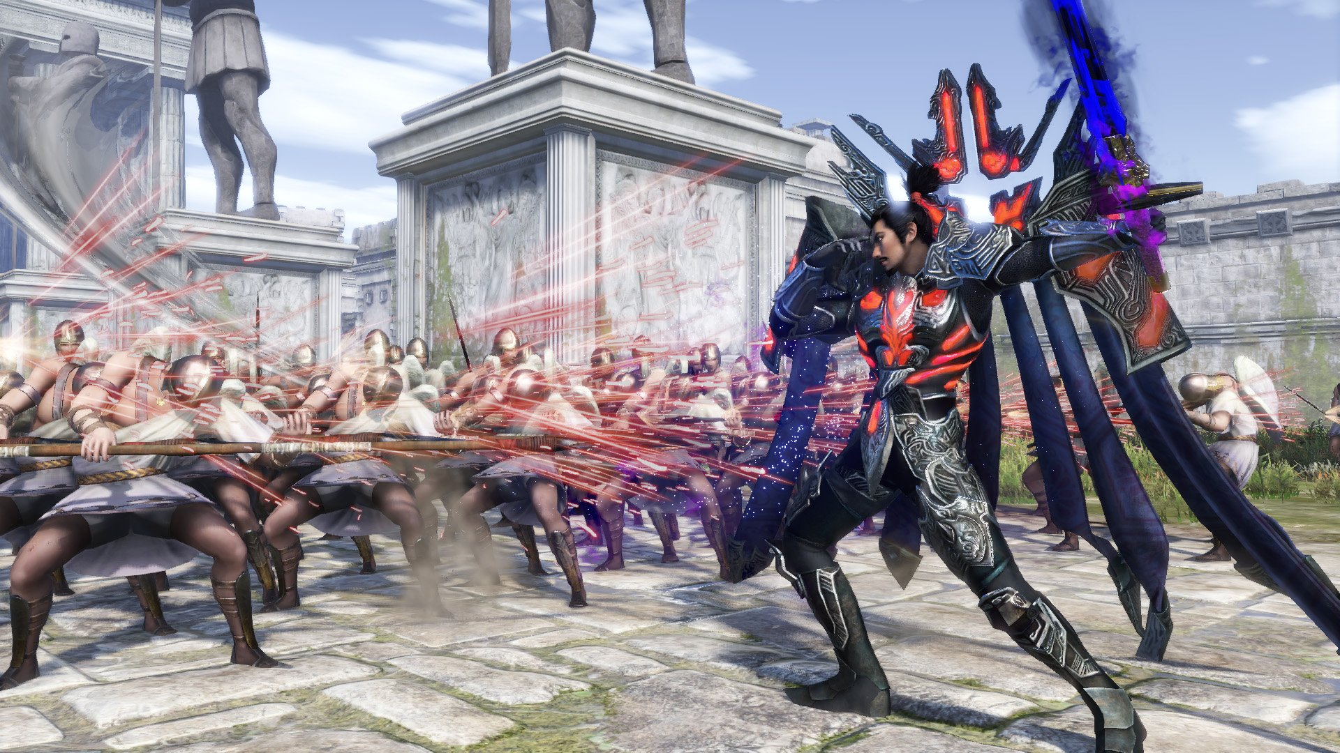 Warriors Orochi 4 Screenshot 10