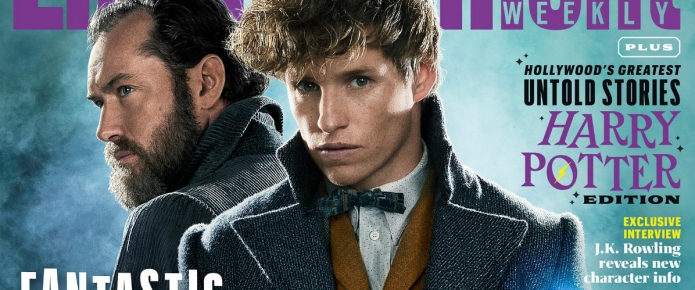 J.K. Rowling May've Revealed The Setting Of Fantastic Beasts 3