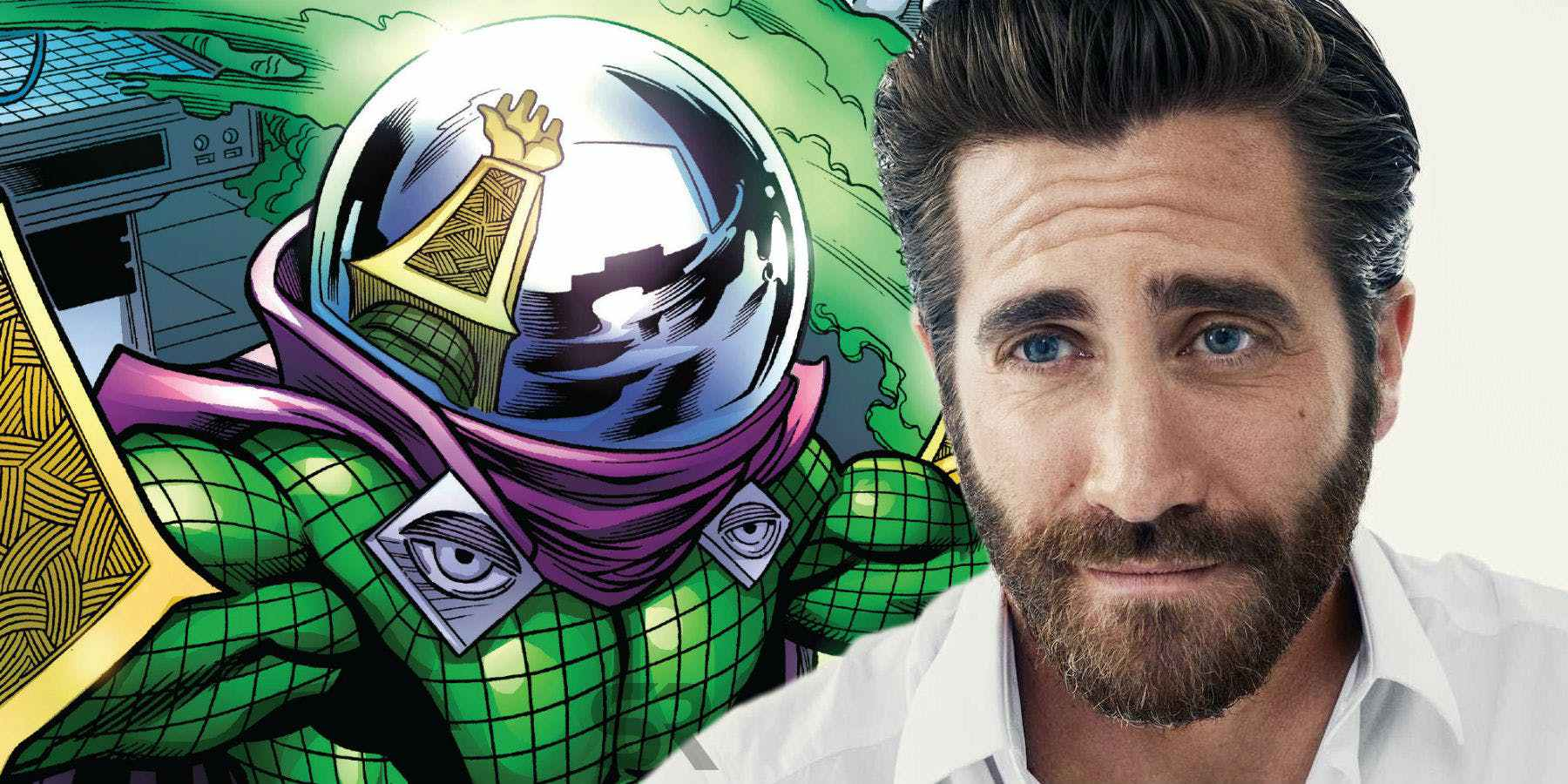the internet reacts to first look at mysterio in spider-man: far