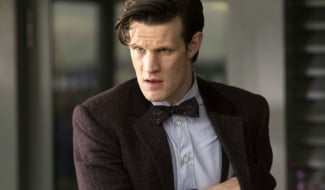 New Clip From Tomorrow's Doctor Who Has A Matt Smith Era Easter Egg