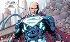 Lex Luthor Is Finally Coming To Supergirl This Season