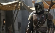 George Lucas Pays Jon Favreau A Visit In New Mandalorian Set Photo