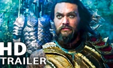 Thrilling Final Trailer For Aquaman Swims Online