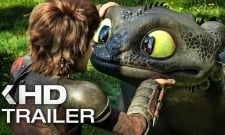 New How To Train Your Dragon: The Hidden World Trailer Soars Online